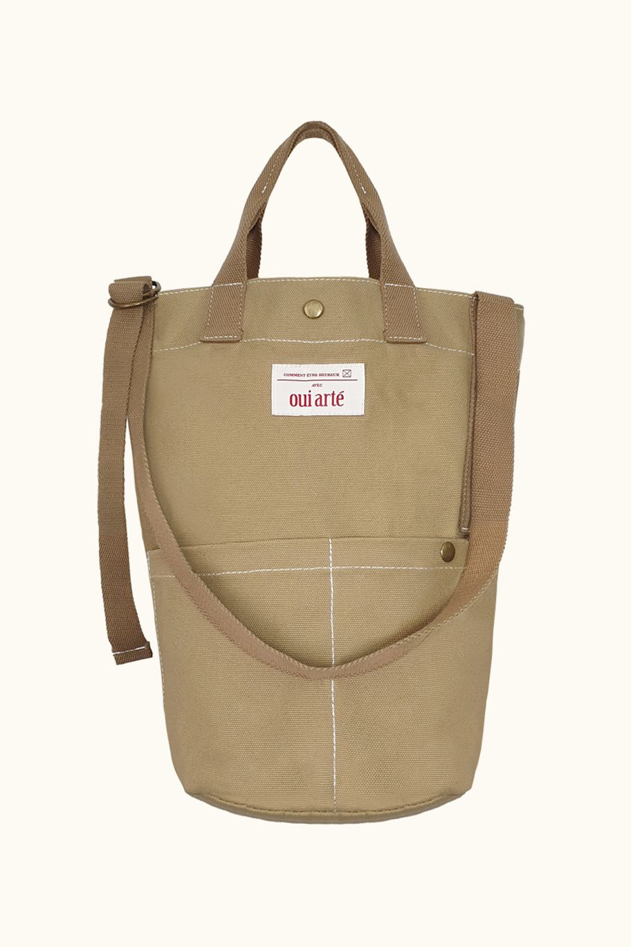 (RESTOCK) Cozy Canvas Bag