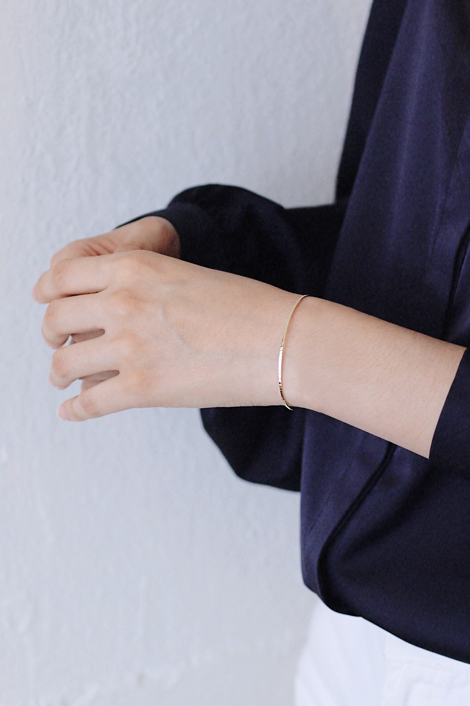ATLIER CHAIN BANGLE Ⅱ